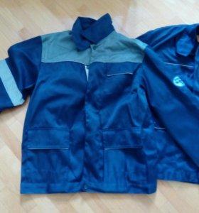 Куртка и костюм