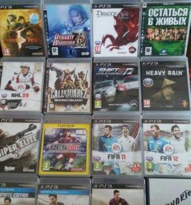 Игры для Playstation 3, ps vita и psp