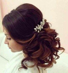 Прически- макияж-окрашивание волос- стрижки