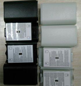 Крышки батарейного отсека джойстика xbox 360