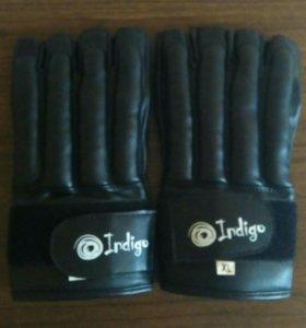 Перчатки ММА Indigo