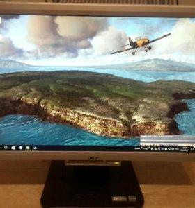 """19"""" широкоформатный LCD монитор Acer AL1916W"""