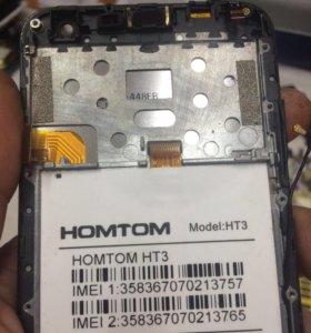 Homtom ht3 Дисплейный модуль