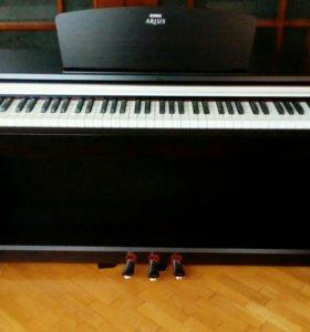 Электронное пианино Yamaha arius