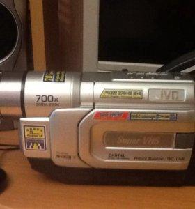 Компактная Видеокамера JVC GR-SX23