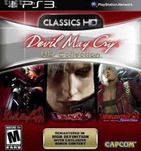 Devil may cry HD PS 3