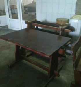 Столы и стульч