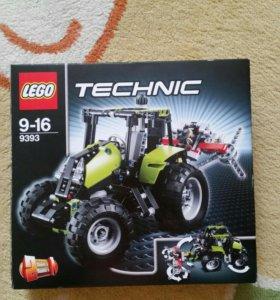 Конструктор TECHNIC Лего 9-16, новый
