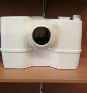 Grundfos Sololift wc-3 (сололифт) под унитаз