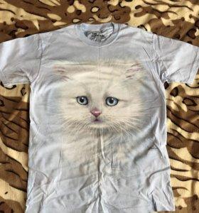Новая футболка 42-44