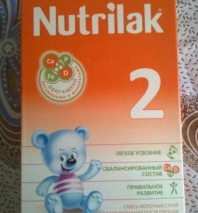 Детская смесь Nutrilak 2