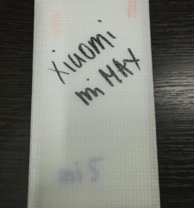 Защитное стекло xiaomi mi max