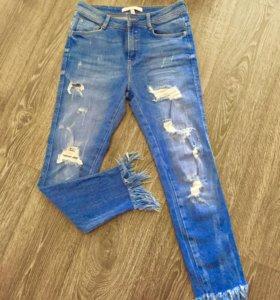 Новые джинсы Zara