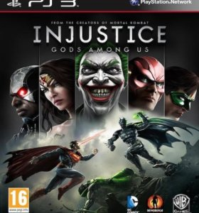 Injustice PS 3