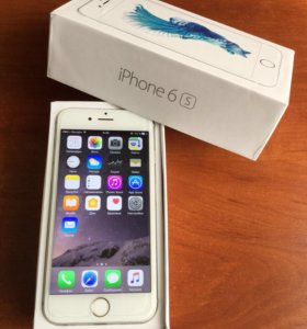 iPhone 6s 16 gb Silver.