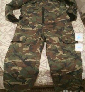 Камуфляжный костюм р68
