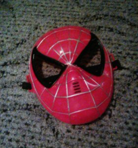 Маска человека паука 3+