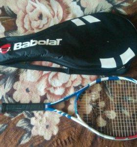 Теннисная ракетка+чехол
