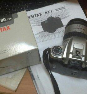 Фотоаппарат pentax mz 7