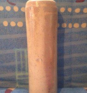 Глиняная бутыль времён ВОВ