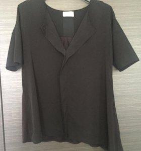 Блуза свободная Zara