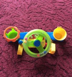 Игровая панель на коляску