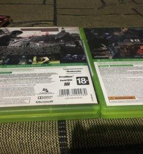 Игры для х-box 360