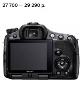 Фотоаппарат Sony Alpha SLT-a65VK