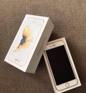 iPhone 6s 128 Gold