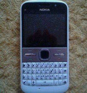 Б/у телефон Nokia E5