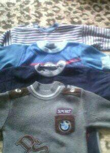 Одежда на мальчика 3-4 лет