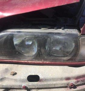 Фара передняя левая от бмв е39 седан