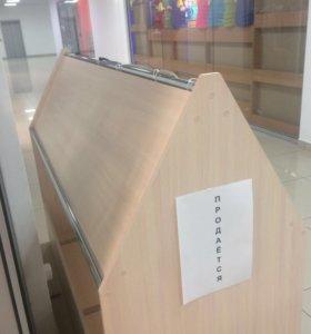 Ящик-витрина для товара