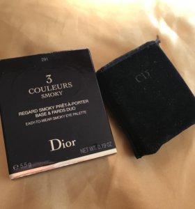 Тени Dior оригинальные