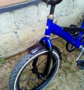 Детский велосипед до 8 лет