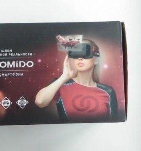 Очки виртуальной реальности homido V1