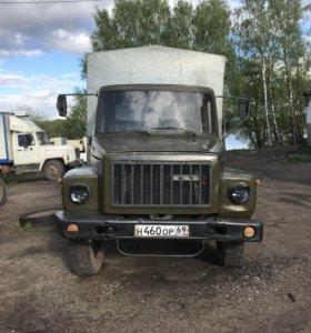Продам ГАЗ-3307 2000 года