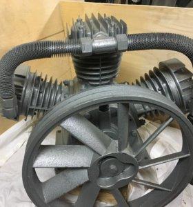 Блок поршневой компрессорная головка