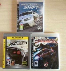 Диски игровые для PS3. Лицензия