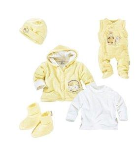 2 комплекта одежды klitzeklein