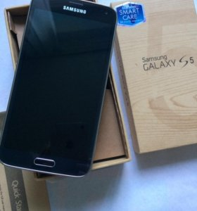 "Samsung Galaxy S 5 ""16"" gb"