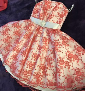 Выпускной платье