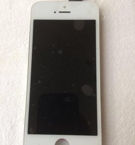 Дисплей LCD с тачскрином для iPhone 5