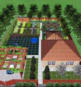 Садовое строительство