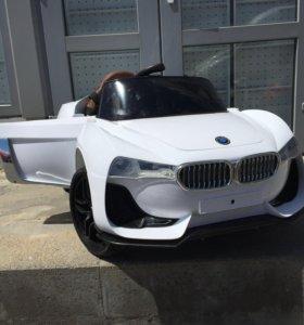 Детский электромобиль BMW I 8