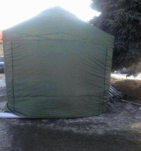 Аренда шатра 3х3м