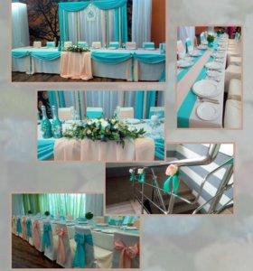 Декор свадеб и флористика