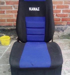 Кресло Камаз в хорошем состоянии