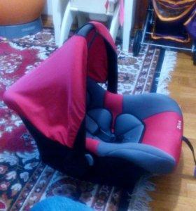 Авто люлька кресло для самых маленьких