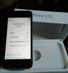 iPhone5S 16Гб